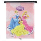 Disney Princess - Rolgordijn Auto