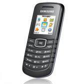 Samsung E1080i - Zwart