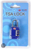 Adventure Bags TSA Slot - Blauw