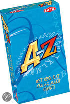Van A - Z - Reisspel
