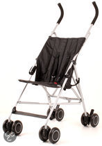 KEES - Basic Buggy - Zwart