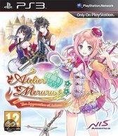 Atelier Meruru, The Apprentice of Arland  PS3