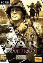 Men of War 2, Assault Squad (Deluxe Edition)  (DVD-Rom)
