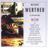 Chor & Orch.Du Theatre Na - Werther