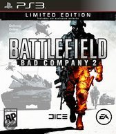 Battlefield: Bad Company 2 (TWO) Limited Edition /PS3