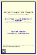 The Wife And Other Stories (Webster's It