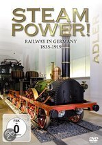 Steam Power! Railway In  Germany 1835-1939 / Pal/Region 2