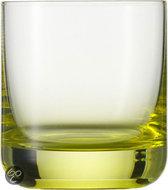 Schott Zwiesel Spots Neo Whiskyglas neon geel - 0,29 l - 6 Stuks
