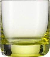 Schott Zwiesel Spots Neo Whiskyglas neon geel - 0.29 Ltr - 6 Stuks