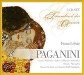 Lehar: Paganini / Die Rose Von Stam