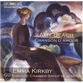 Beach Chanson damour etc Kirkby Romantic Chamber Group of London