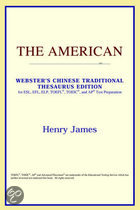 The American (Webster's Chinese-Simplifi