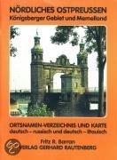 Nördliches Ostpreußen. Königsberger Gebiet
