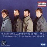 String Qts Op1: 1-6: Haydn