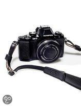 Olympus OM-D E-M10 + 14-42mm EZ  Limited Edition - Systeemcamera - Zwart