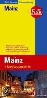 Falk Stadtplan Extra Standardfaltung Mainz