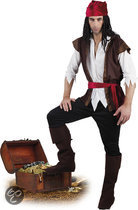 Piraat Thunder - Kostuum - Maat 54/56