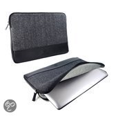 Tuff-Luv Herringbone Tweed protective sleeve case cover 11 inch Laptop / Tablets / Ultrabooks Devices