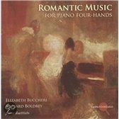 Romantic Music Piano 4 Hands
