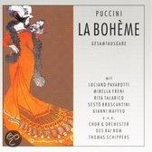 La Boheme-Opera In 4 Acts