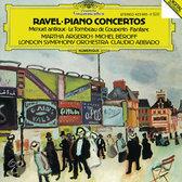 Ravel: Piano Concertos, etc / Argerich, Beroff, Abbado