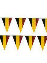 Vlaggenlijn Belgische Vlag 10 meter