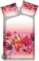 Kardol en Verstraten Ile de Fleurs dekbedovertrek - Multi - 1-persoons (140x200/220 cm + 1 sloop)