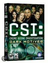 Csi Crime Scene Investigation 2: Dark Motives - Windows
