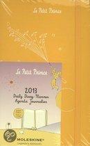 2013 Moleskine Petit Prince Orange Hard Large Daily Diary