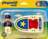 Playmobil 123 Kustwacht - 6720