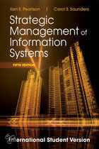Strategic Management of Information Systems