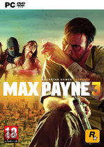 Max Payne 3 -  Cemetary Edition
