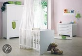 Cabino Napoli - Complete Babykamer - Wit