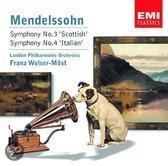 Symphonies No.3&4