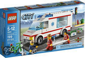 LEGO City Ambulance - 4431