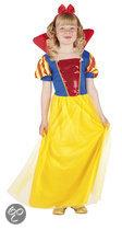 Luxe Amber Prinses - Kostuum - 4-6 jaar