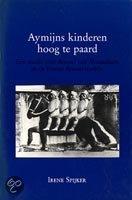 Aymyns kinderen hoog te paard