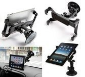 Auto dashboard voorruit houder tablet portabel dvd ipad galaxy tab 2 3 4 air