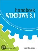 Handboek - Windows 8.1