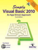Simply Visual Basic 2010