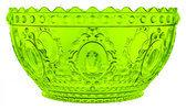 Baci Milano Baroque & Rock - Acrylaat - Saladeschaal - 25 cm -  lime