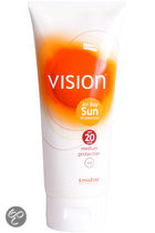 Vision All Day Sun Protection SPF20 - 200 ml - Zonnebrand lotion