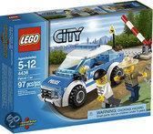 LEGO City Politiewagen - 4436