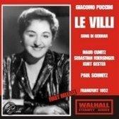 Puccini:  Le Villi, Inno Di Roma (G