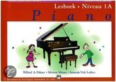 Alfred's Basic Piano Library Lesboek Niveau 1A (Nederlandse Editie)