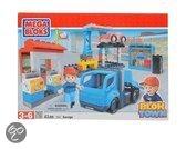 Mega Bloks Blok Town Garage - Constructiespeelgoed