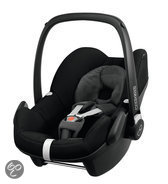 Maxi-Cosi Pebble Q Design - Autostoel - Black Devotion - 2015