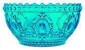 Baci Milano Baroque & Rock - Acrylaat - Saladeschaal - 25 cm -  Turquoise