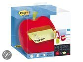 Post-It 330 Memoblokdispenser Z-Note Appel Grn