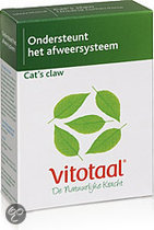 Vitotaal® Cat's Claw - 45 capsules - Voedingssupplement